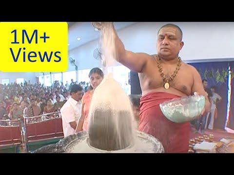 How to do Abhishekam to Lord Shiva ? || Lord Shiva Abhishekam || Ramanananda Maharshi