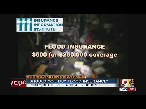 DWYM: Should you buy flood insurance?
