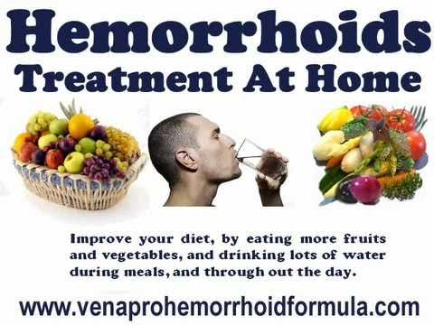 Hemorrhoids Treatment At Home