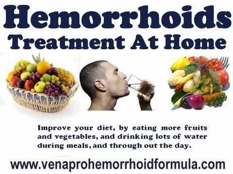 Hemorrhoids Treatment At Home
