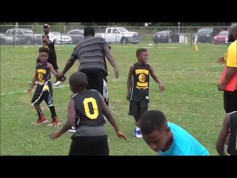 Forestview Seminoles vs FLA Vikings 7 on 7 Flag Football