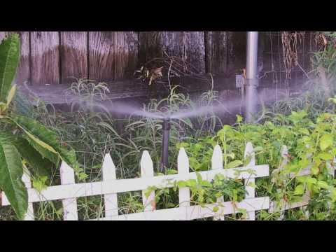 Convert Shrub Head Sprinkler into Drip (Eng)