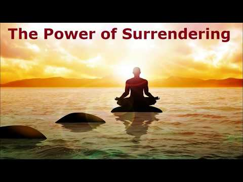 Surrender to The Universe - Let Go of Control, Loosen Your Grip | Subliminal Isochronic Meditation