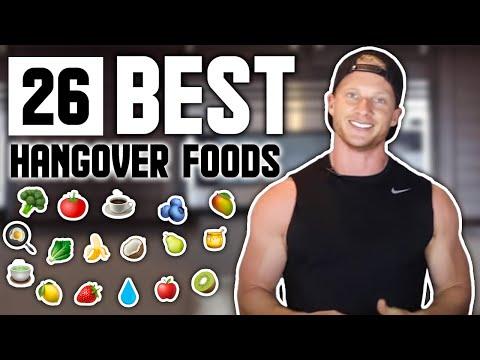 The 26 Best Hangover Foods