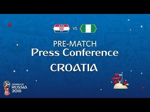 FIFA World Cup™ 2018: Croatia - Nigeria: Croatia - Pre Match PC