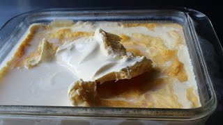 Clotted Cream - How to Make Clotted Cream - Devonshire Cream Recipe