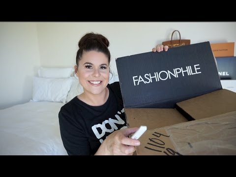 LOUIS VUITTON Unboxing| @FASHIONPHILE