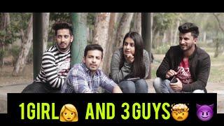 One Girl & Three Guys   Tera Yaar Hoon Main   Yaar vs Pyaar   Divanshi Rana