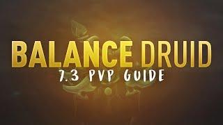 7 3 2 BALANCE DRUID (BOOMKIN) ROTATION GUIDE: New Gameplay