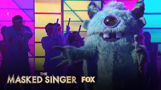 Monster Has The Moves | Season 1 Ep. 9 | THE MASKED SINGER