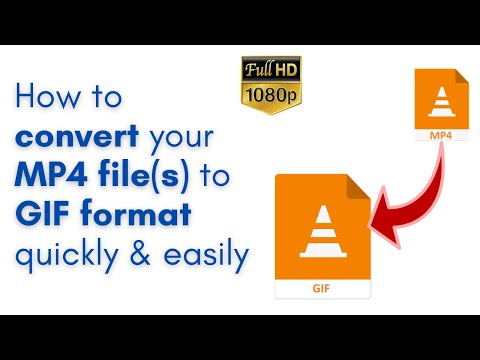 How to convert MP4 to GIF
