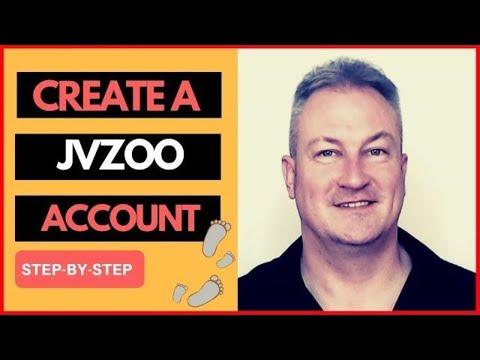 How to Create a JVZoo Account