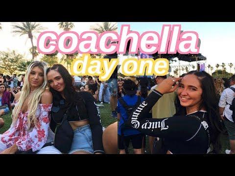 COACHELLA DAY ONE 2018 VLOG
