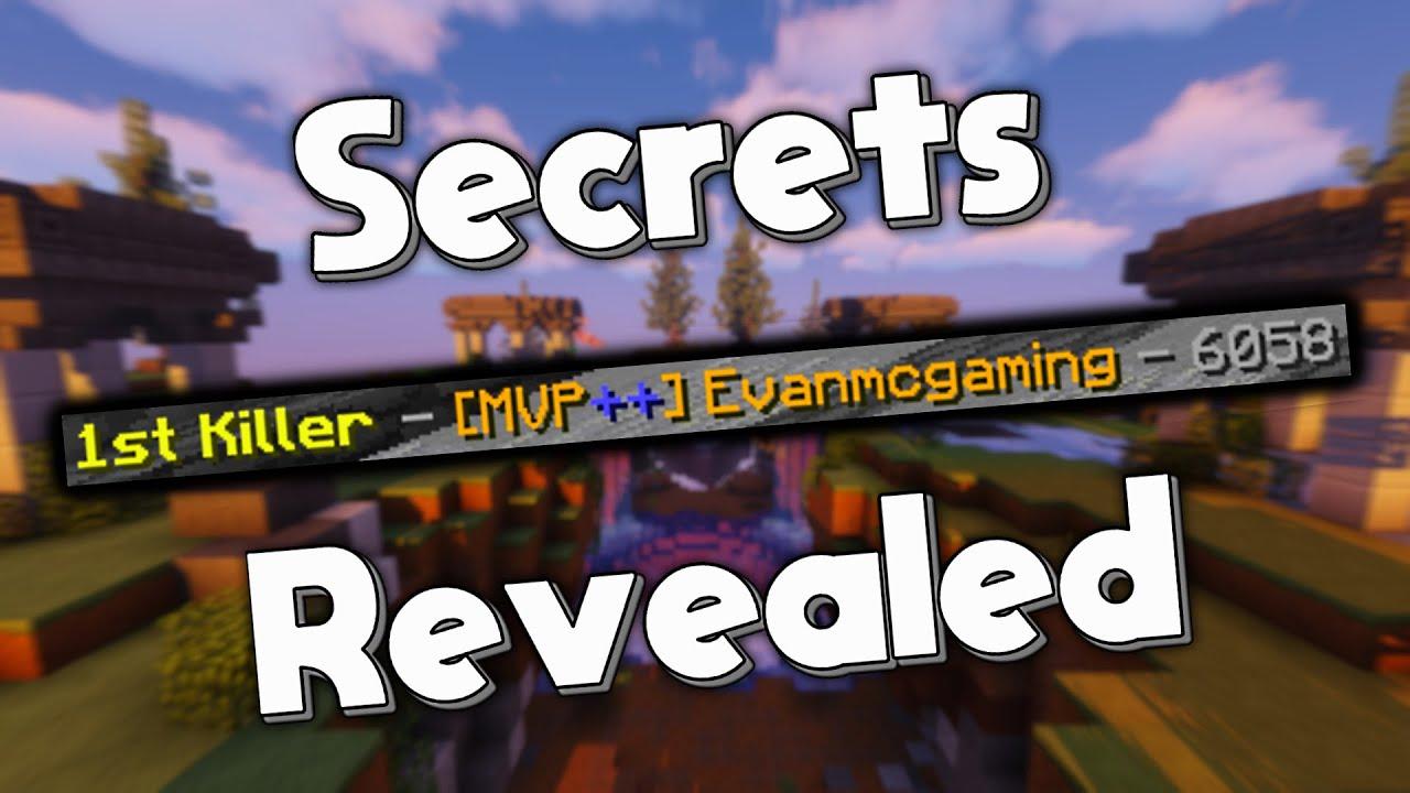 6000 Kills in 1 Bedwars Game - Secrets Revealed