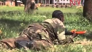 2500 UPDF Troops train for Somalia Mission
