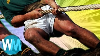 Top 10 Weirdest Discontinued Olympic Sports