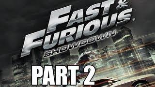 Fast & Furious: Showdown - Gameplay Walkthrough - Part 2