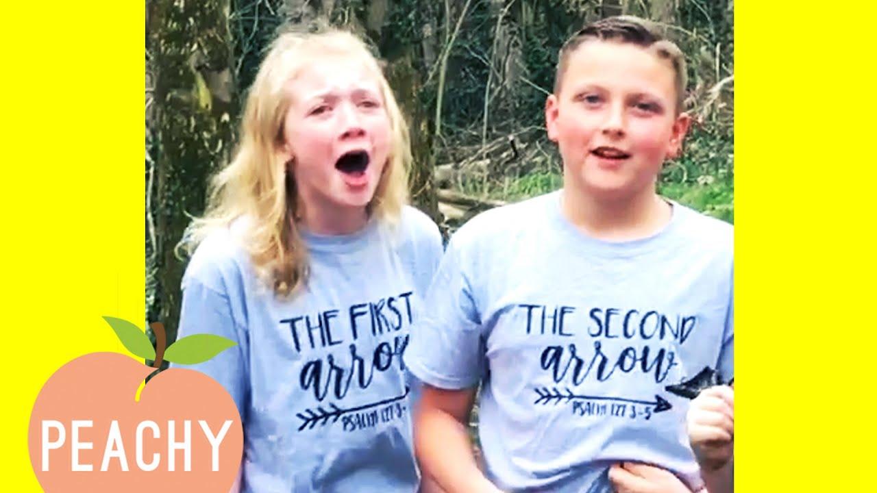 Crazy Reactions to Surprise Pregnancy Announcements!