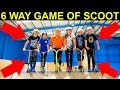 6 WAY PRO GAME OF SCOOT