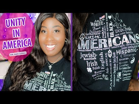 Unity In America | Soul Shack Clothing