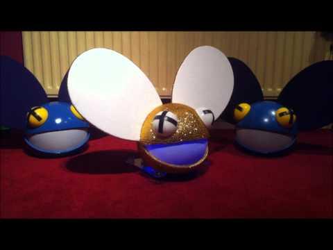 Deadmau5 Head Collection - 2011