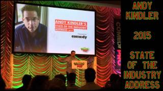 Andy Kindler - 2015 State Of The Industry Address