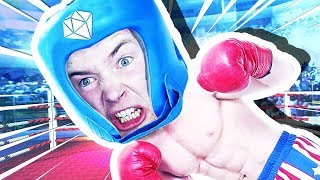 THE DANTDM BOXING MATCH!!!