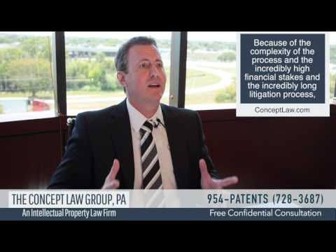 The Role of a Patent Attorney | Concept Law Group