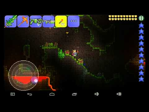 Terraria mobile - most plantera bulb found?