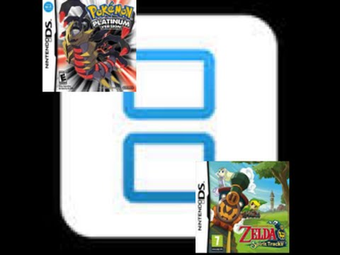 How to get nintendo DS games on IOS
