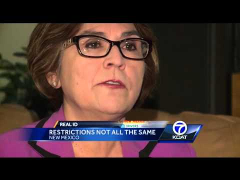 REAL ID: Restrictions not all the same