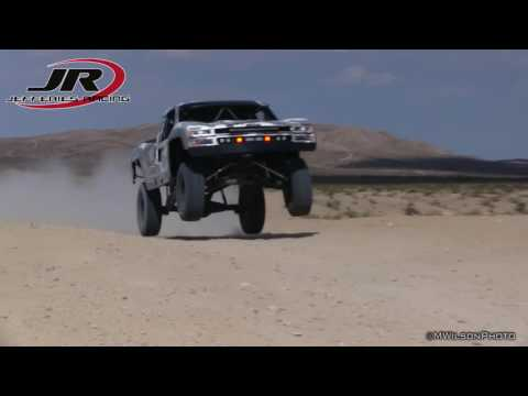 Jefferies Racing Trophy Truck #13 Test Day