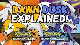 Dawn Lycanroc WILL Come! (4 Lycanroc Forms Explained!)