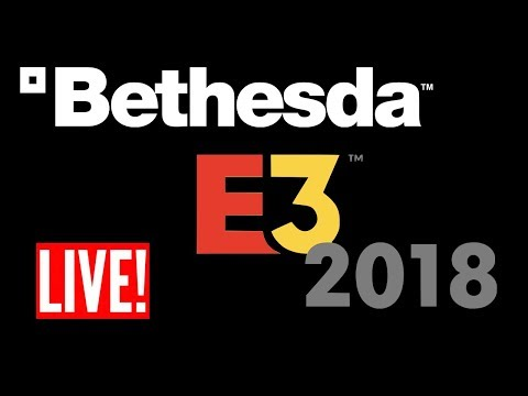Let's Watch The Bethesda E3 Showcase Together!