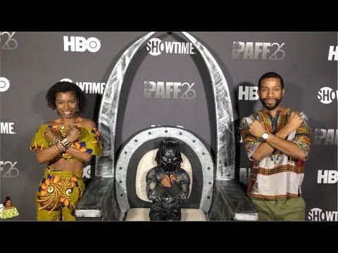 Black History Month Vlogs - Wakanda Forever!