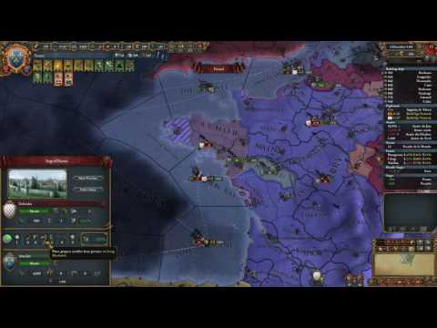 EU4 Academy with The Blobber - Intermediate - Fort Seiges