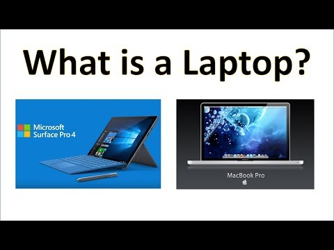 Computer Fundamentals - What is a Laptop Computer
