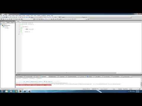 C Programming Tutorial - 8 - String Terminator
