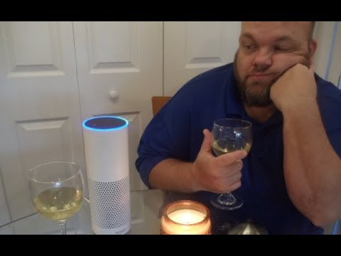 Alexa I Love You (Most Common Question Comment to Amazon Echo Dot)