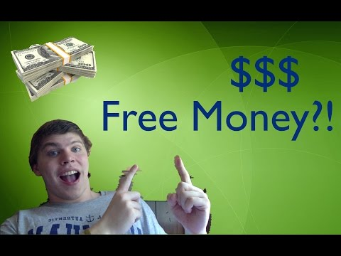 How to Get Free Money with an iPhone, iPad, or iPod Touch!