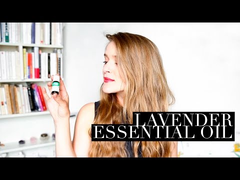 Lavender Essential Oil + How to Use Essential Oils | Ula Blocksage