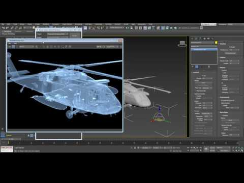 Redshift for 3ds max Tutorial: HoloGraphic Material