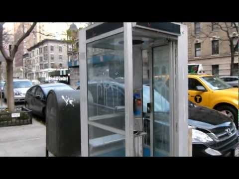 Phone booths of Manhattan