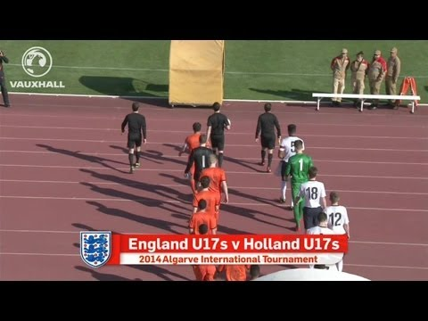 ENGLAND VS HOLLAND 2-0: Goals and highlights from the tournament in the Algarve