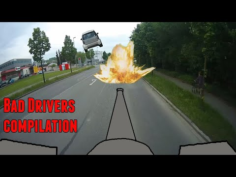 Daily Observations and Trolls of the Week 87 ✦ Subscribers Edition ✦ [Dashcam Europe]