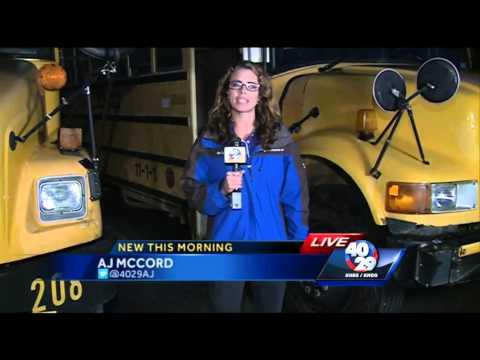 Bentonville school district looking to hire Bus Drivers