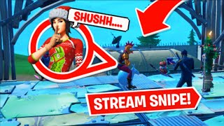 FORTNITE | Txns Stream Sniped A Fashion Show! Best DRIP & EMOTES WINS!