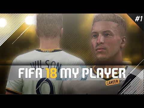 THE BEGINNING! | FIFA 18 Player Career Mode w/Storylines | Episode #1 (The English Legend)