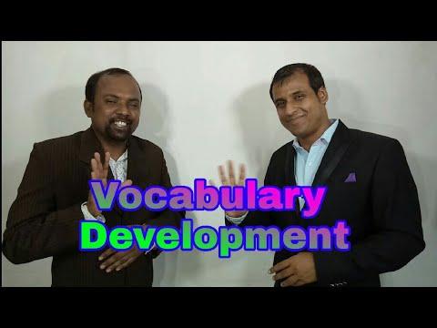Vocabulary Development Videos || Spoken English Classes videos