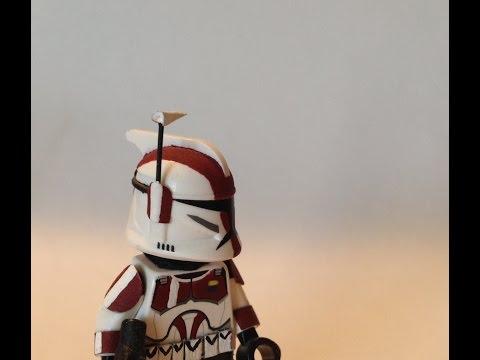 How To Make A Custom LEGO Star Wars Clone Trooper Rangefinder (Tutorial)